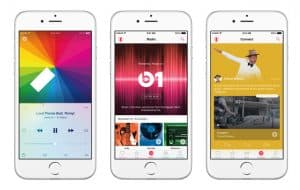 Apple unveils streaming app to rival Spotify