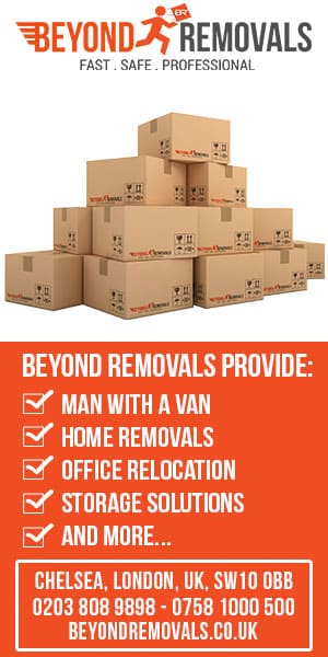 Beyond Removals Office relocation service