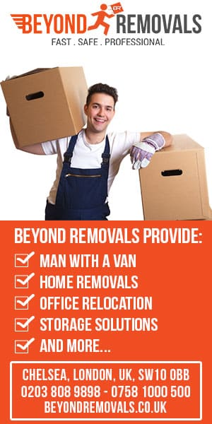 Beyond removals home removals services