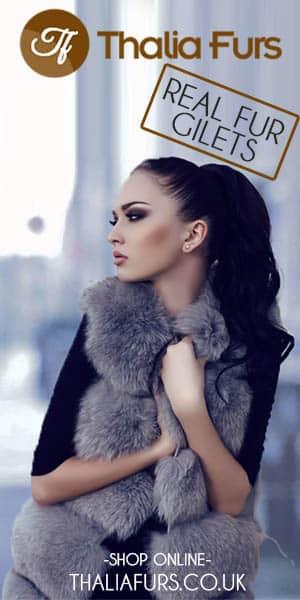 Thalia Furs Gilets