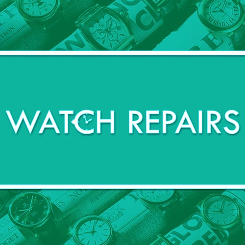 Watch repair UK