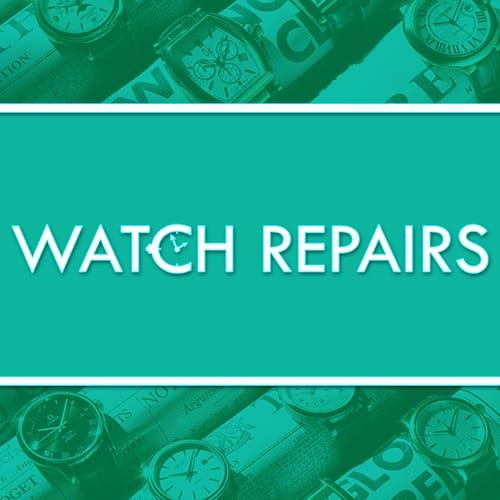 Watch repair UK