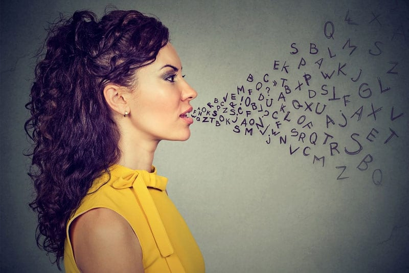 How to avoid verbal tics